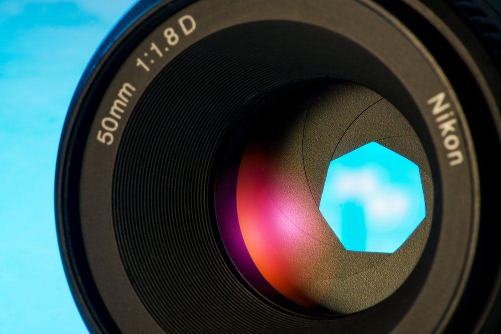 دیافراگم دوربین عکاسی ( اپرچر لنز دوربین )