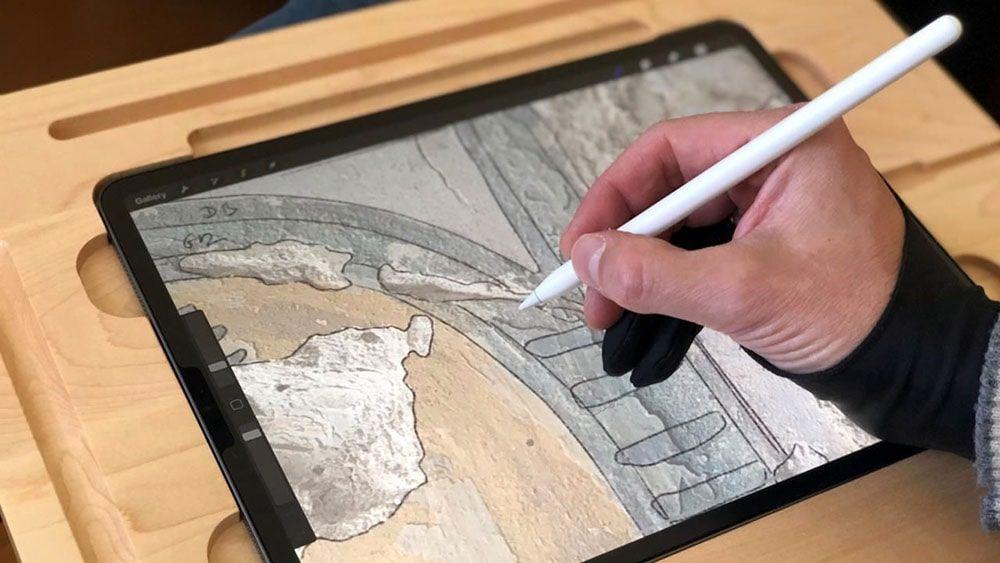 تبلت مناسب طراحی و نقاشی دیجیتال
