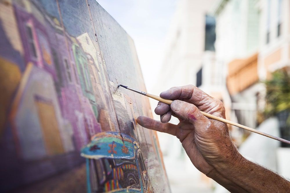 تفاوت نقاشی دیجیتال و نقاشی سنتی